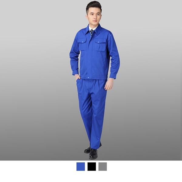 晶輝專業團體制服*CH017*短袖新款汽修維修工作服套裝男女銷售員工裝制服夏裝工廠廠服定制