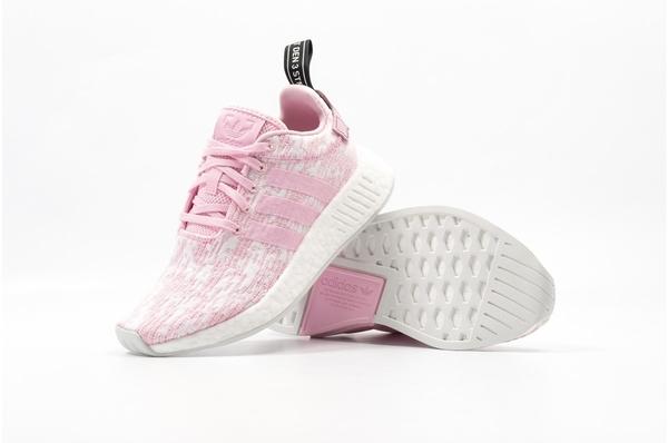 ADIDAS ORIGINALS NMD R2 BOOST W by9315 女鞋 粉紅 慢跑鞋 ADI019