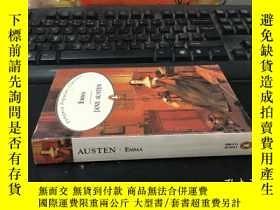 二手書博民逛書店Emma罕見(Penguin Popular Classics)Y1767 Jane Austen Overs