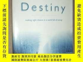 二手書博民逛書店Discover罕見Your DestinyY15975 by