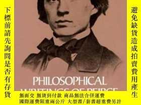 二手書博民逛書店Philosophical罕見Writings Of PeirceY255562 Charles S. Pei
