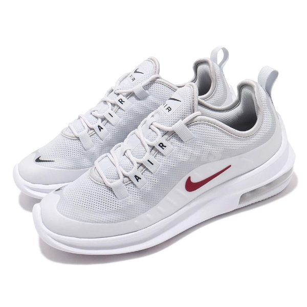 Nike 休閒鞋 Wmns Air Max Axis 灰 白 女鞋 運動鞋 【PUMP306】 AA2168-003