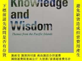 二手書博民逛書店traditional罕見knowledge and wisdo