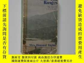 二手書博民逛書店Behind罕見The Ranges《背後的範圍》f1-4Y22