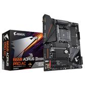 GIGABYTE 技嘉 B550 AORUS PRO AC (rev. 1.0) 支援PCI-E 4.0 AM4腳位 (ATX)主機板
