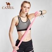 駱駝運動瑜伽拉力帶 防滑健身彈力帶回彈阻力拉筋帶