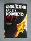 【書寶二手書T6/財經企管_YDV】Globalization and Its Discontents_Joseph E