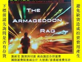 二手書博民逛書店罕見英文原版armageddon rag, the 《世界末日》