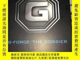 二手書博民逛書店G-Force:罕見The Dossier 【重力:檔案】英文原
