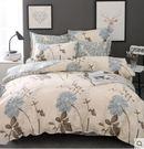 純棉四件套套件床單雙人床上用品被套床單BS18137『樂愛居家館』
