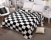 毛毯 法蘭絨珊瑚絨床單件毛毯小被子午睡毯子加厚保暖單人宿舍學生  瑪麗蘇