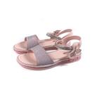 兒童鞋 小女生鞋 涼鞋 粉紅色 蝴蝶結 大童 B1901 no189
