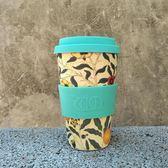環保隨行杯14oz/石榴 (morris藝術聯名款)【Ecoffee Cup】
