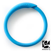 炫彩動感負離子能量手環-藍 MASSA-G