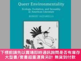 二手書博民逛書店【罕見】Queer EnvironmentalityY27248 Robert Azzarello ISBN