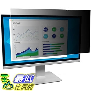 [8美國直購] 螢幕保護膜 3M PFMDE003 Privacy Filter for Dell OptiPlex 7440 All-in-One