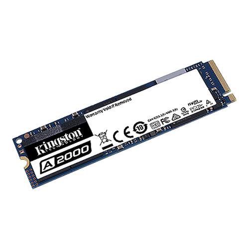 Kingston 金士頓 A2000 250GB SA2000M8/250G M.2 PCI-e 固態硬碟