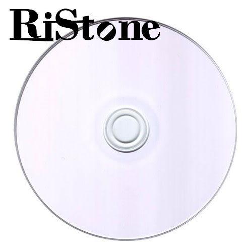 ◆贈CD棉套!!免運費◆RiStone 日本版 A+ DVD-R 16X 4.7GB 珍珠白滿版可印片/2800dpi x 200P裸裝