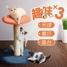 貓爬架攀爬架貓窩小貓攀爬柱貓樹爪柱一體貓柱架子貓抓柱貓咪用品 【端午節特惠】