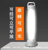 可充電式超亮家用LED應急燈停電神器夜市多功能擺地攤備用照明燈  米蘭shoe