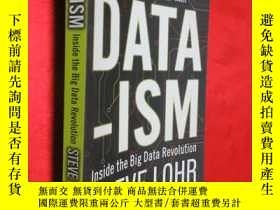 二手書博民逛書店Data-ism:罕見Inside the Big Data R