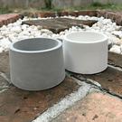 (BEAGLE) 圓錐型創意水泥花盆(大) 多肉水泥花器/仙人掌水泥花盆/水泥植栽/水泥器
