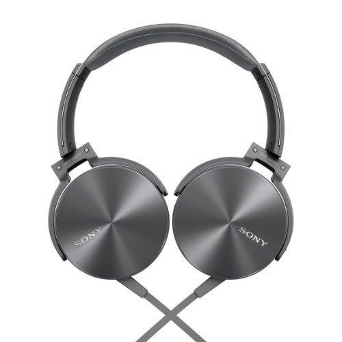 【WowLook】原廠福利機 散裝 鐵灰 SONY MDR-XB950AP/H 重低音 耳罩式耳機