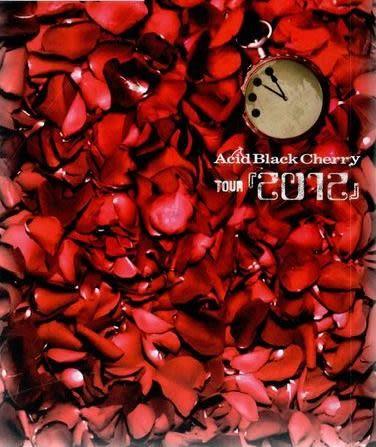 Acid Black Cherry TOUR 2012巡迴演唱會 雙DVD (音樂影片購)