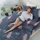 超柔瞬暖法蘭絨(6x7尺)標準雙人兩用被...