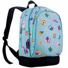 【LoveBBB】美國 Wildkin 兒童後背包/雙層式書包14407柏蒂鳥(5~10歲) 符合CPSIA 標準 無毒