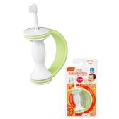 Combi康貝 - teteo 握把式刷牙訓練器 (訓練牙刷)