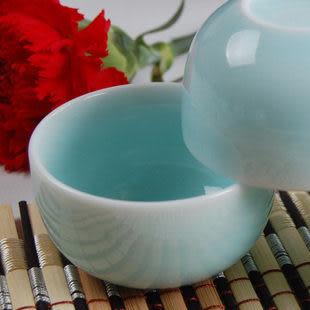 蓮年如意茶杯