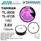 【久大電池】 TADIRAN TL-5935 TL-5135 TL-4935 3.6V 一次性鋰電 【工控電池】TA11