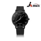 JSmax SW-HD1石英數位混合型智慧健康手錶黑色