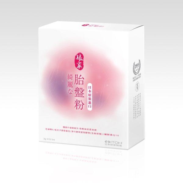 娘家胎盤粉極緻煥顏15入/盒
