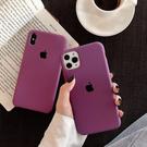 蘋果11pro手機殼iphonex紫色液態矽膠6s/7/8/plus網紅女xr保護套iphonexr 店慶降價