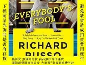 二手書博民逛書店Everybody s罕見FoolY256260 Richard Russo Vintage 出版2017