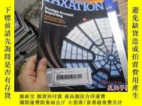 二手書博民逛書店taxation罕見april 2013 804219636 u