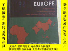 二手書博民逛書店THE罕見WORLD BEYOND EUROPE——second