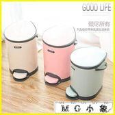 衛生間客廳臥室廚房創意帶蓋手提腳踏桶