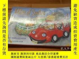 二手書博民逛書店MILES罕見OF SMILES: 101 GREAT CAR