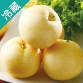【台灣】黃金新世紀梨4入(1.1Kg±10%)/盒【愛買冷藏】