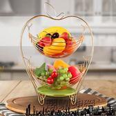 盤子創意水果籃多功能糖果盒歐式果盤「潮咖地帶」