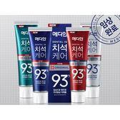 韓國 Median 93%強效淨白去垢牙膏(120g) 4款可選【小三美日】升級版