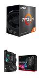 【自組DIY兩件組R56】AMD R5 5600X+華碩 ROG STRIX X570-F GAMING