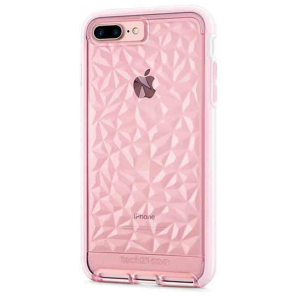 英國 Tech21 Evo Gem iPhone 7 PLUS 保護殼 玫瑰金 防摔殼 【贈送日本鋼化玻璃】