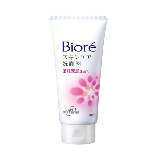 蜜妮 Biore洗面乳(柔珠深層) 100g