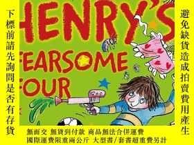 二手書博民逛書店Horrid罕見Henry s Fearsome Four: F