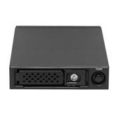 ELS-Storage 元景資訊 N-12SS 3.5吋 獨立電源開關 三角金屬鎖頭 LED指示燈 抽取盒