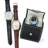 手錶收藏盒 單錶皮質手錶盒錶包飾品收納盒男女機械錶盒便攜旅行出差錶盒 618年中慶